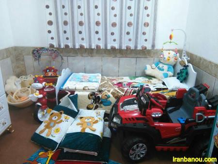 زیین اتاق کودک