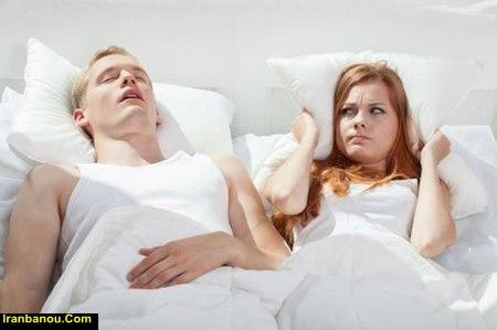 حرف زدن در هنگام خواب