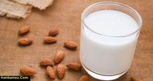 فروش شیر بادام
