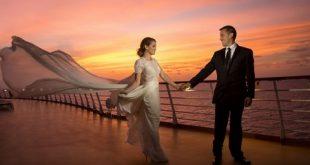 ماه عسل عروس و داماد