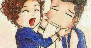 عکس شاد عاشقانه