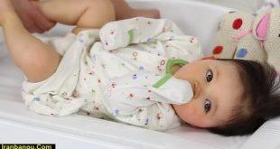 شستن لباس نوزاد با دست