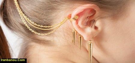 سوراخ کردن گوش درد دارد؟