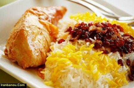 زمان دم کشیدن برنج