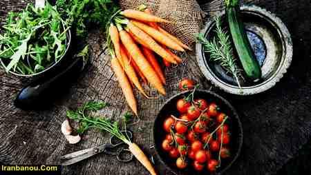غذاهایی که باعث کاهش استرس می شوند