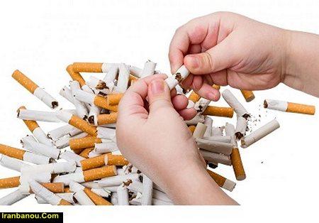 جملات زیبا در مورد ترک سیگار