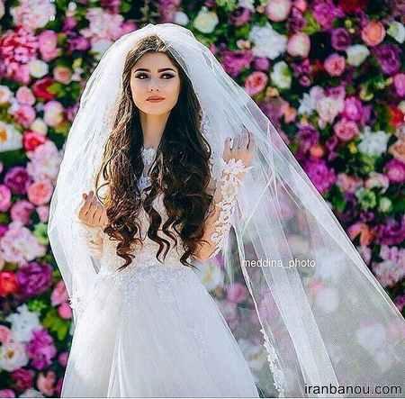 عکس عروس خوشگل جدید