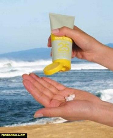 کرم ضد آفتاب مردانه هیدرودرم
