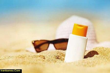 بهترین ضد آفتاب برای پوست چرب