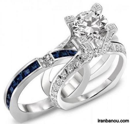 جدیدترین مدل حلقه ازدواج ست