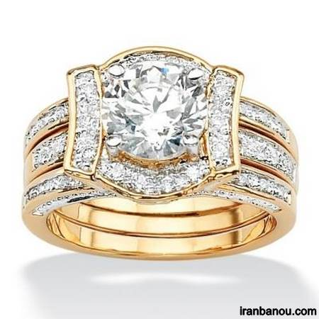 زیباترین حلقه های نامزدی