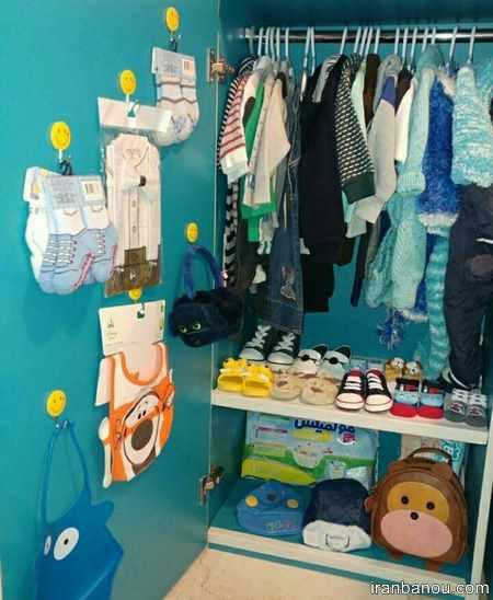 عکس لوازم بهداشتی نوزاد