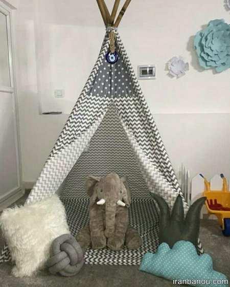 تزیین سیسمونی کامل نوزاد