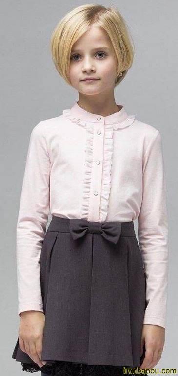 مدل لباس بچه گانه دخترانه پاییزی