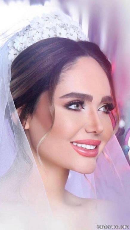 مدل موی عروس برای جشن نامزدی
